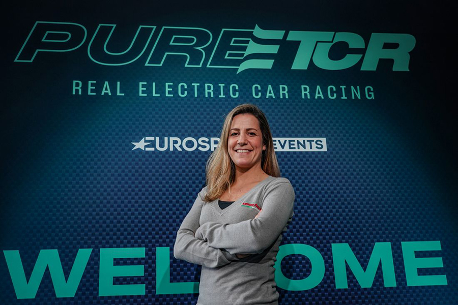 Michela Cerruti: We'd like to see the Giulia in PURE ETCR